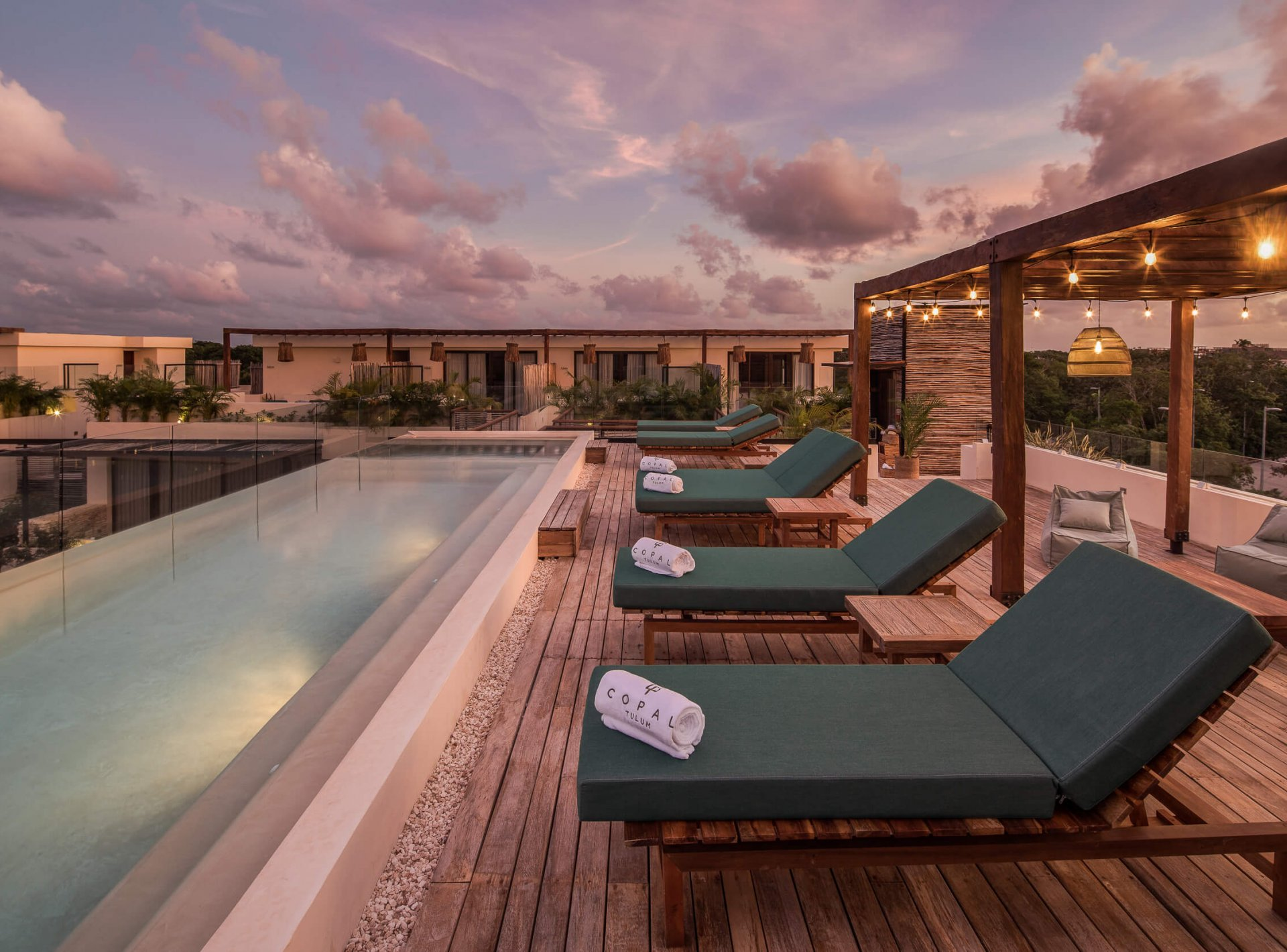 -1 BR Rooftop Pool-